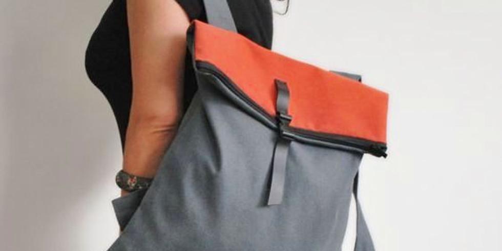 Серия мастер-классов по пошиву сумок. Тема МК №2 – РЮКЗАК
