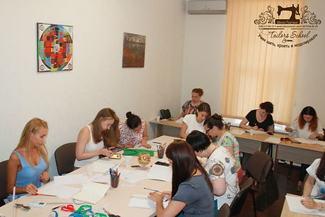 курсы кроя и шитья Киев