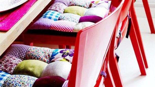 """БАЗОВАЯ программа курсов """"Уютный ДОМ & печворк"""" + """"КРОХА"""" домашний текстиль (по воскресеньям с 14:30 до 18:30)."""
