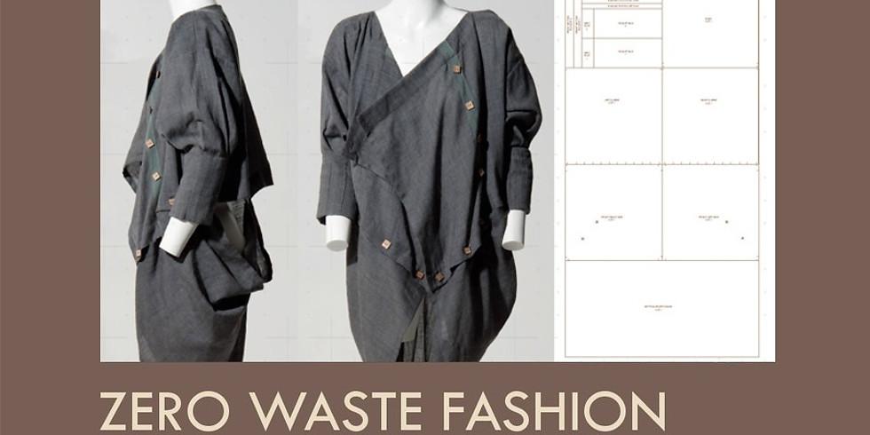 Мини-курс по шитью с нулевыми остатками «Zero Waste»