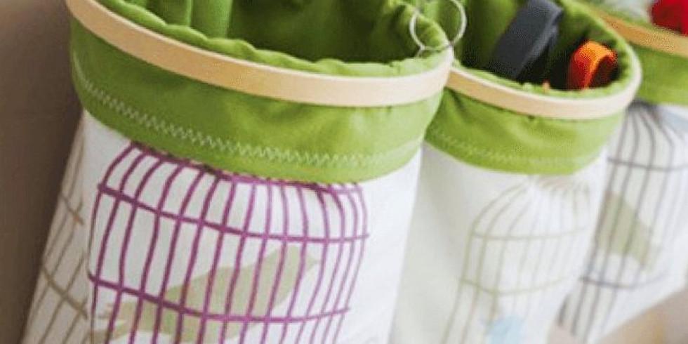"""""""Уютный ДОМ"""" (домашний текстиль + печворк) - СТАРТ курса кроя и шитья для новичков."""