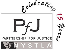 Celebrating 15 years as a NYSTLA Partnership for Justice
