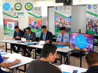 Asamblea General Ordinaria FENAKIB 2020