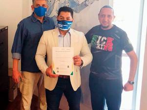 Excelentes noticias para el Kickboxing de México