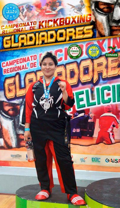 Campeonato Regional de Kickboxing Gladiadores 2019