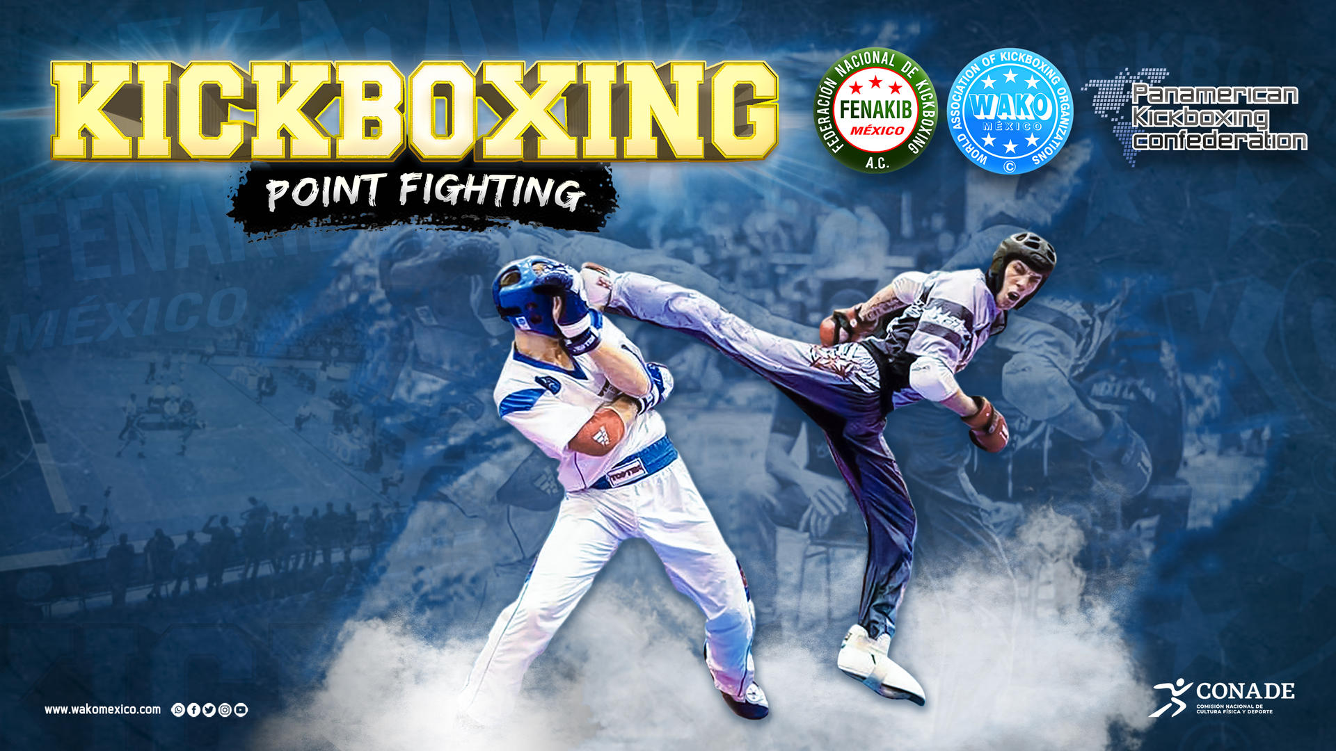 POINT FIGHTING 2