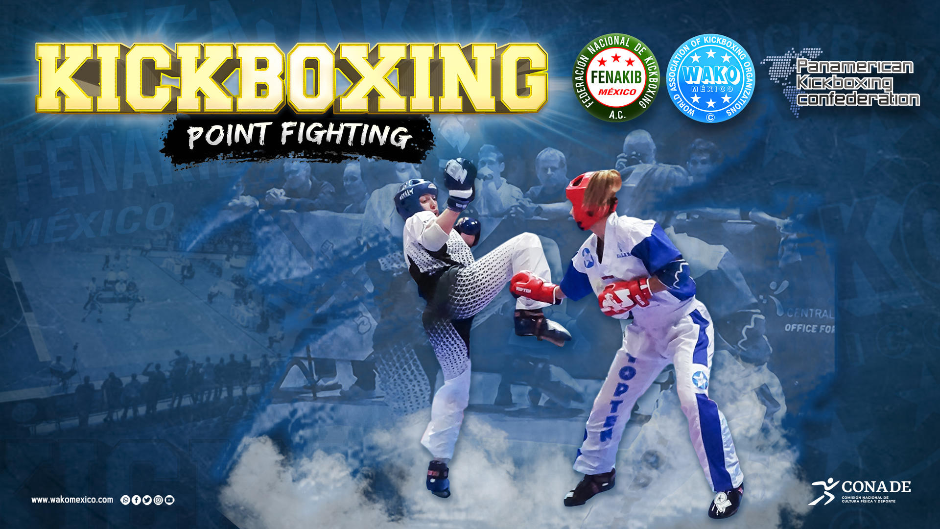POINT FIGHTING 1