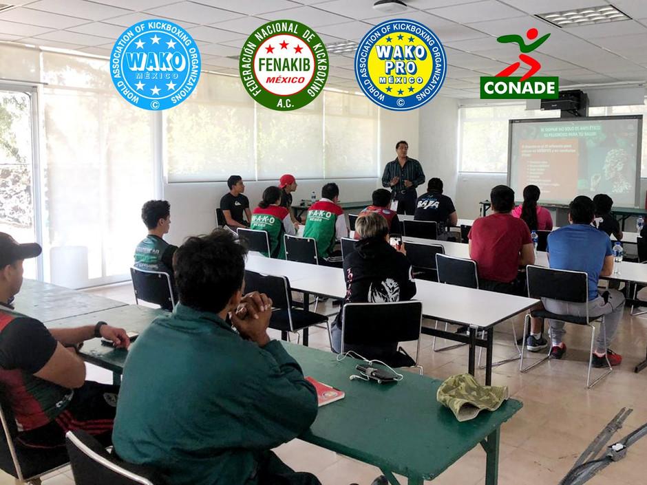 1° Concentración en CONADE 2019 - Selec