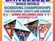 Campeonato Mundial De Kickboxing Wako - Cadetes & Juniors 2020 - Cancelado