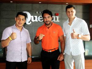 Agradecimientos a Pepe Gómez, Cancún Boxing y a todo su equipo de trabajo.