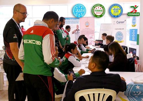 CAMPEONATO MUNDIAL DE KICKBOXING EN ANTA