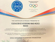 World Association of Kickboxing Organizations reconocida por el COI.