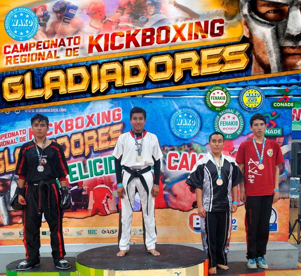 Campeonato Regional de Kickboxing Gladiadores 2021