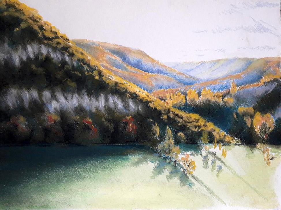 Vallée du Lot en automne (46)