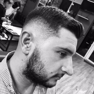 MIDDLE FADE