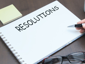 5 WAYS TO MAKE YOUR RESOLUTIONS COUNT IN 2021