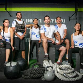 Fotografía Barracuda Fitness 15.3 crossfit