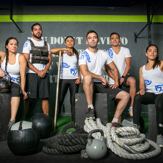 Fotografía Barracuda Fitness 15.3 crossfit