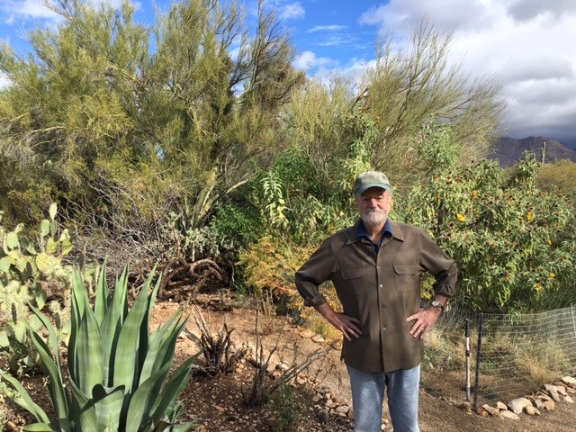 Botanic Garden in Tucson