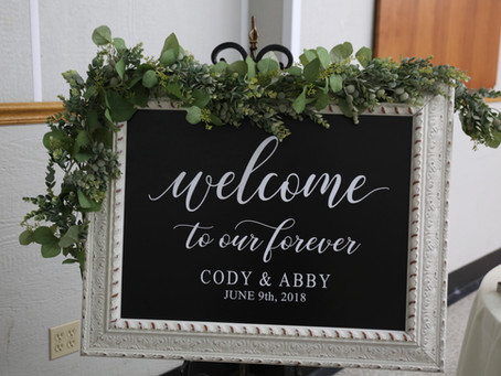 Cody + Abby 06.09.18