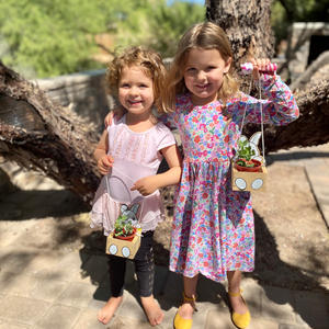 Kids Veggie Garden