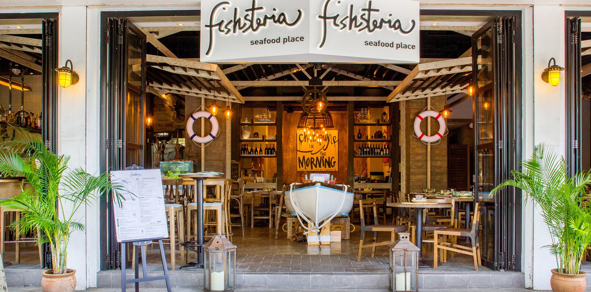 Fishsteria Seafood Place