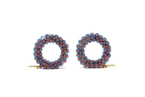 'Donut' Earrings