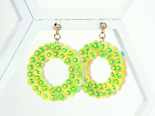 'Donut' Earrings