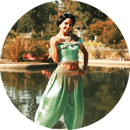 Magic Carpet Princess