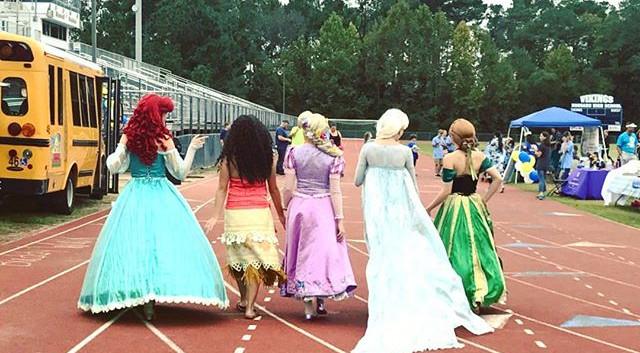 Wilmington Princess Event