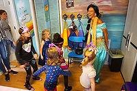 Arabian Princess Birthday Party, Hampste