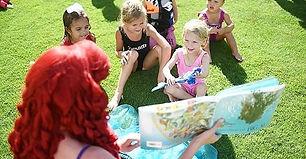 Lainey's 4th Birthday Beach Bash 🌊🐠🎈T