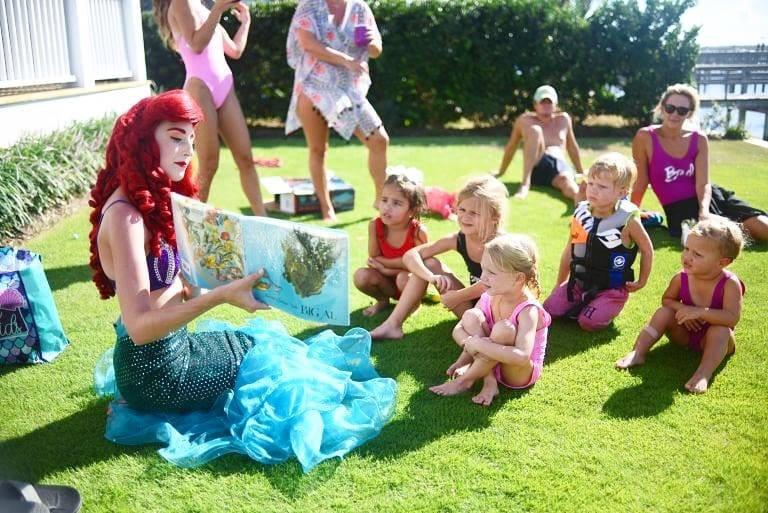 Mermaid Storytime