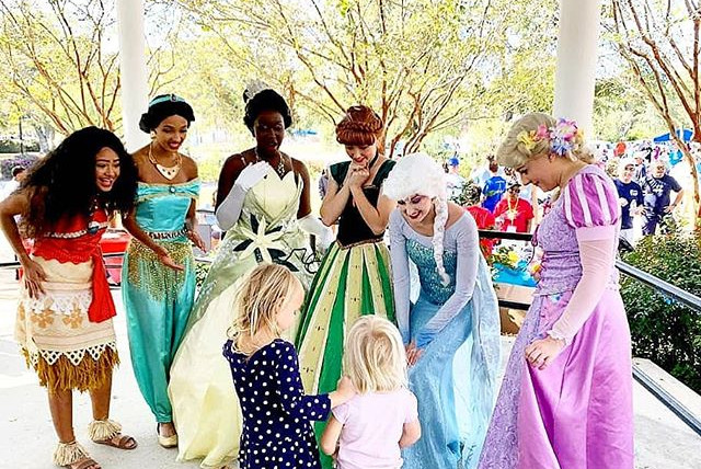 Wilmington Princess Parties