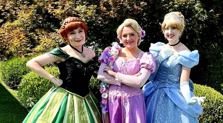 Fairytales and Dreams by the Sea Princesses