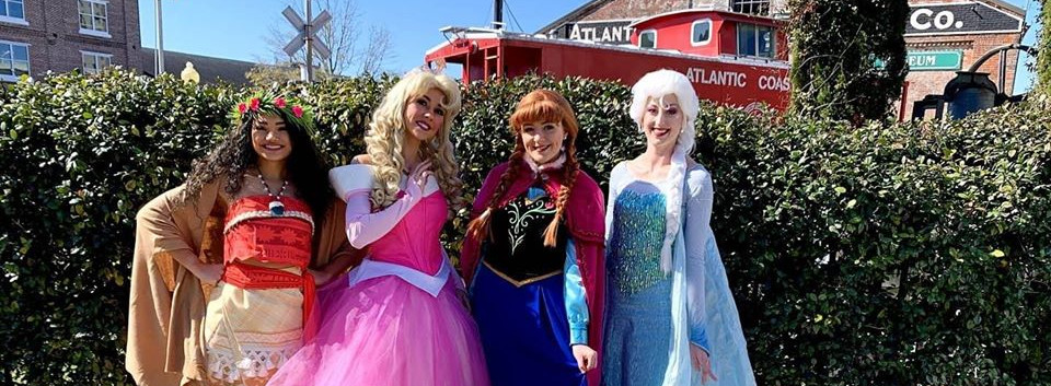 Wilmington Princess Parties