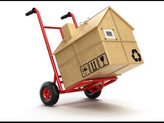 Le déménagement de votre maison