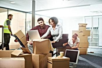 Déménagement d'entreprises et Transfert