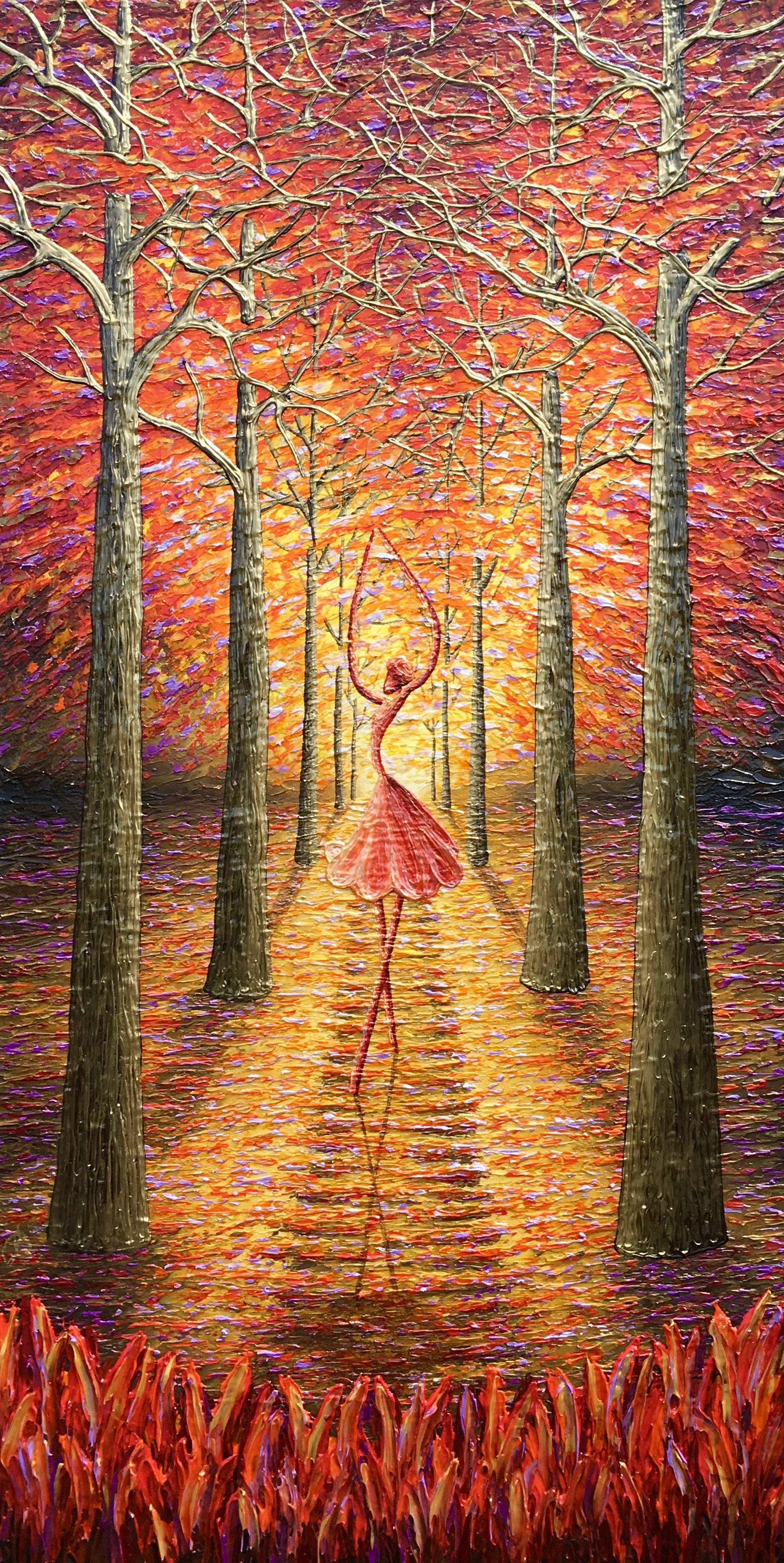 Enchanted Forest (SOLD)