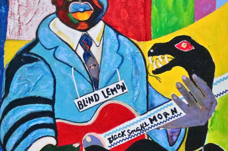 Blind Lemon Blues