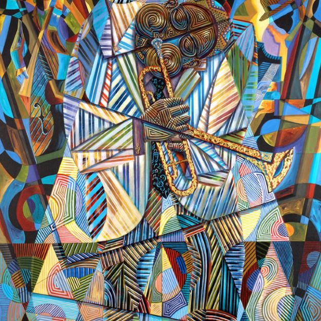 Dizzie's Horn