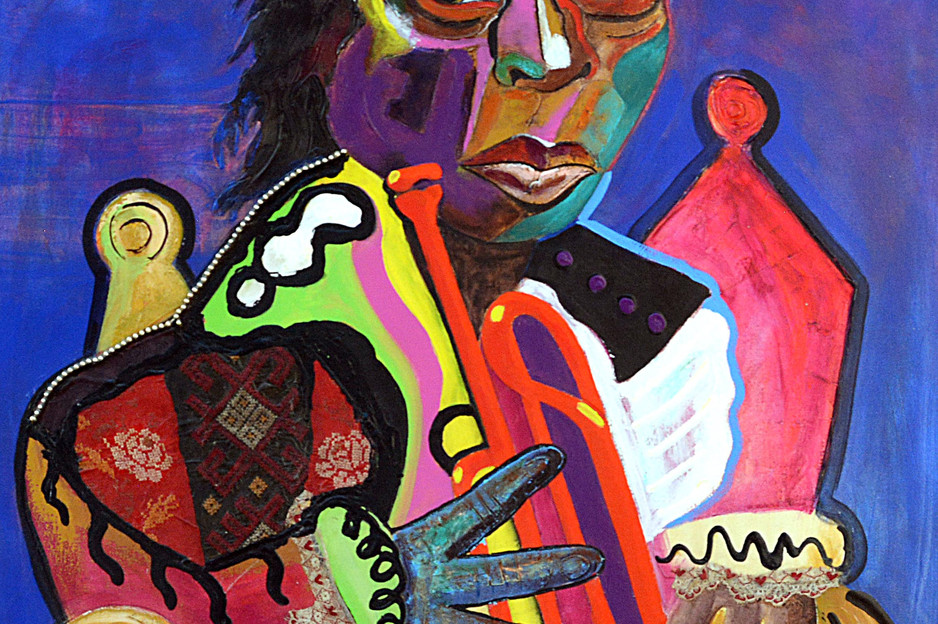 Tribute to Miles (SOLD)