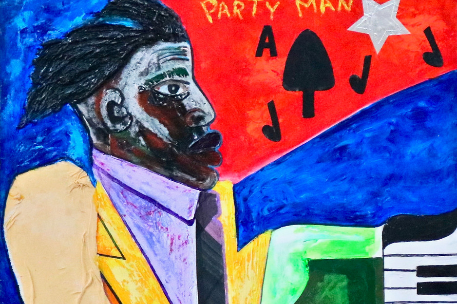 Party Man Blues