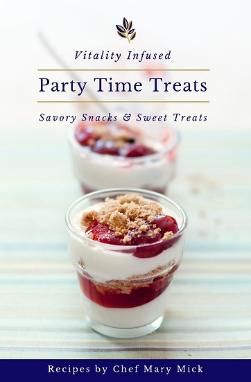 Party Time Treats - 1 Copy