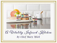 A Vitality Infused Kitchen with Chef Mar