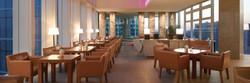 Park-Hyatt-Seoul-The-Lounge-Tables-Sunset
