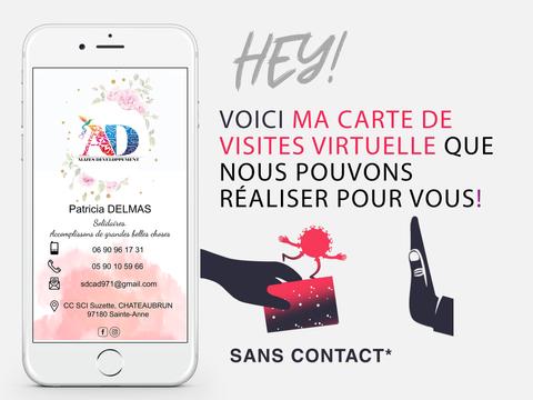 Carte de visite virtuelle