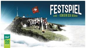Festspiel «Rigi - Die Königin der Berge»