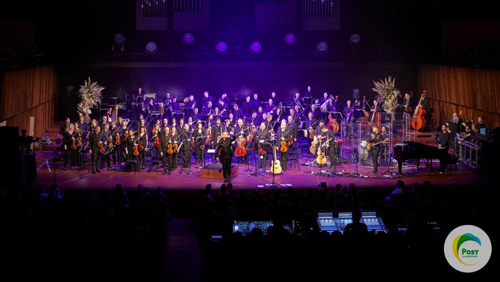 Amy Macdonald mit Philharmonie Luxembourg