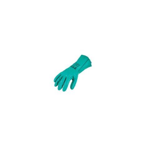 Une paire de gant nitrile - Euro technique - Taille 9